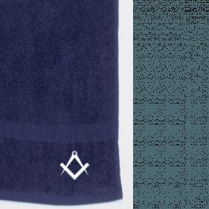 Masonic Bath towels