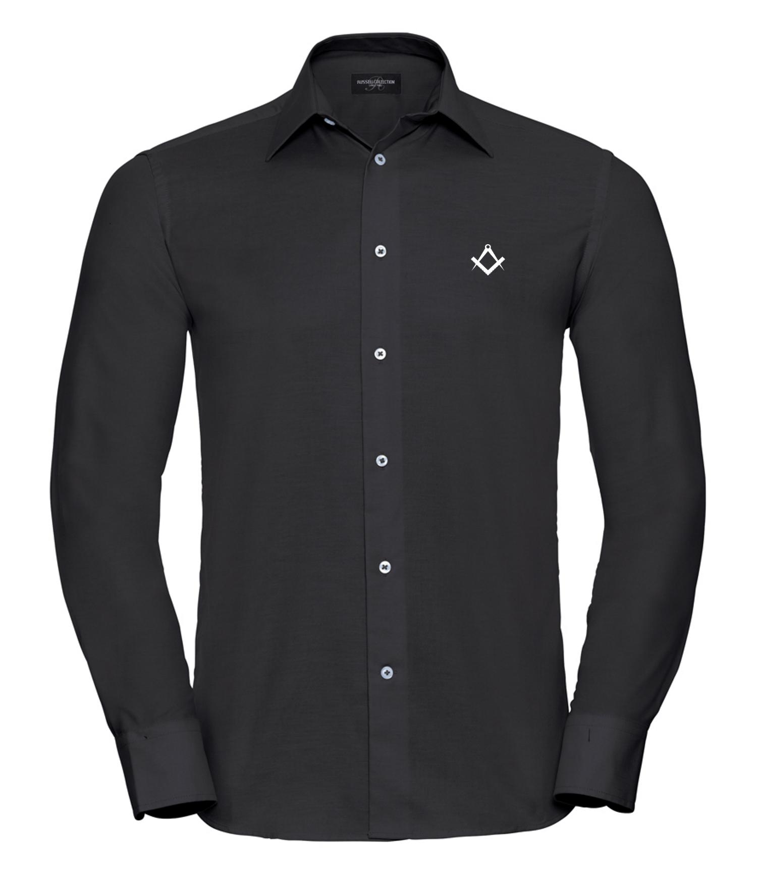 7c2c4324 Smart/Casual shirt - Printed - A lovely Freemasons gift or present Masonic