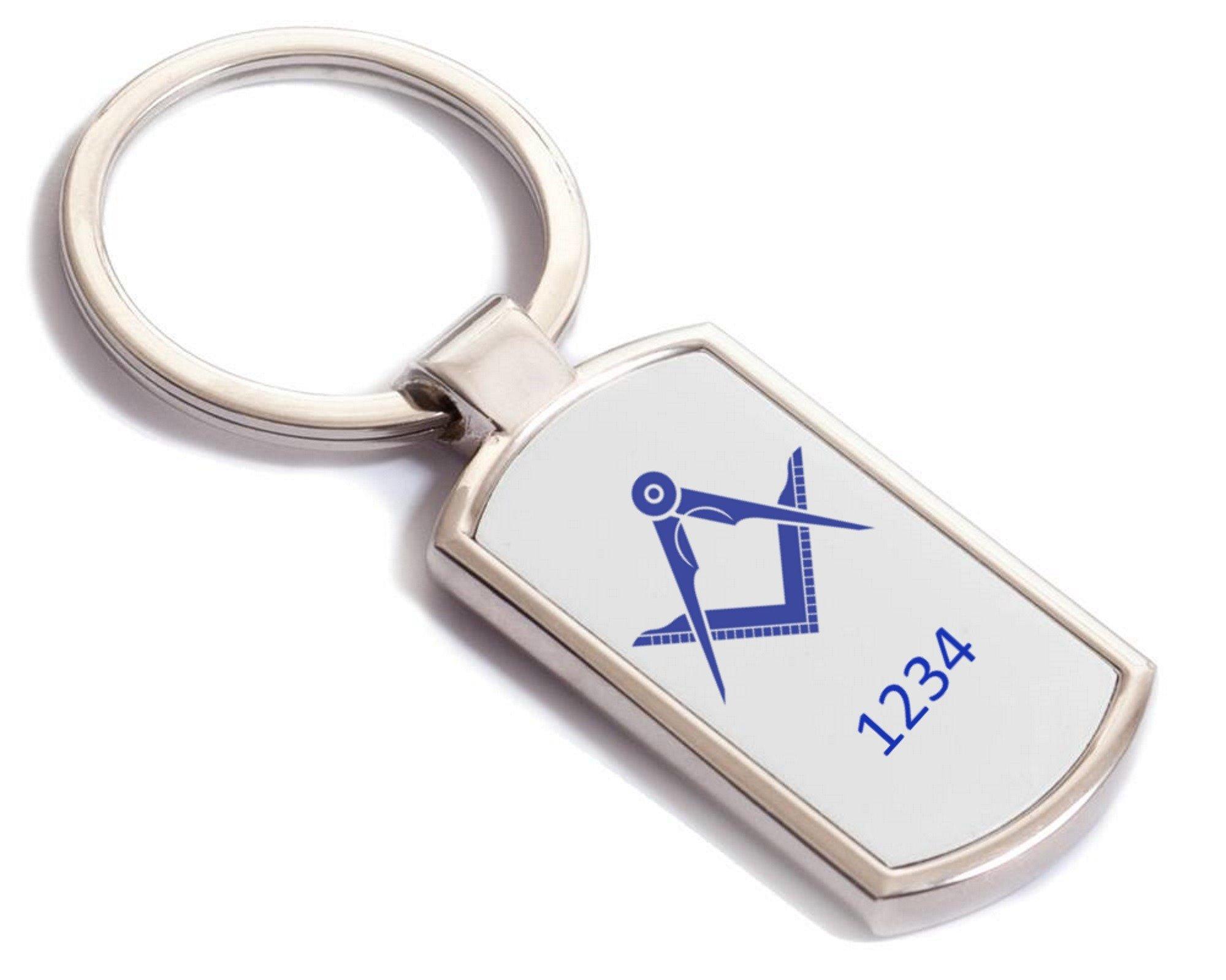 Masonic key ring Gift