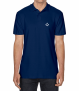 Masonic polo T-Shirt embroidered masonic gift or present for Freemasons