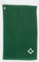 Masonic golf towel – Great masonic gift or present for a freemason golfer