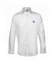 Masonic dress shirt – Embroidered – Great Masonic gift or Freemasons present